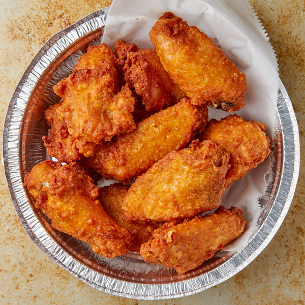 Sizzling Hot Wings And Things Menu